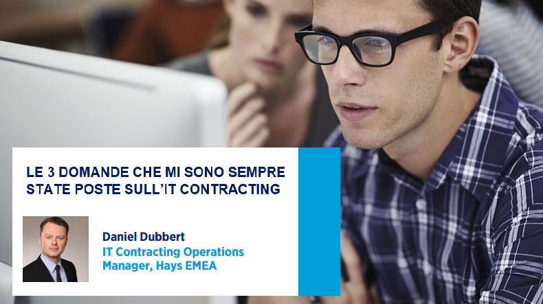 3 domande sull'IT Contracting